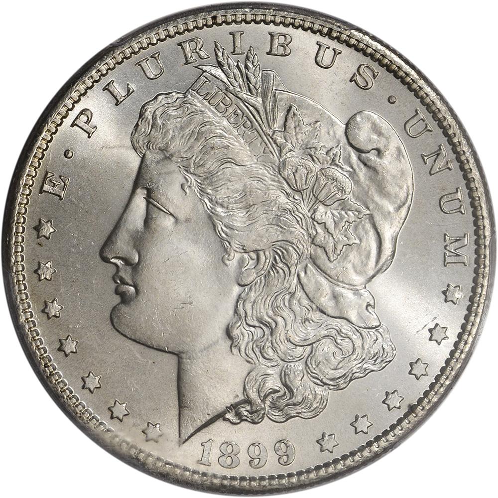 History, Information, and Value of 1899 Morgan Dollar