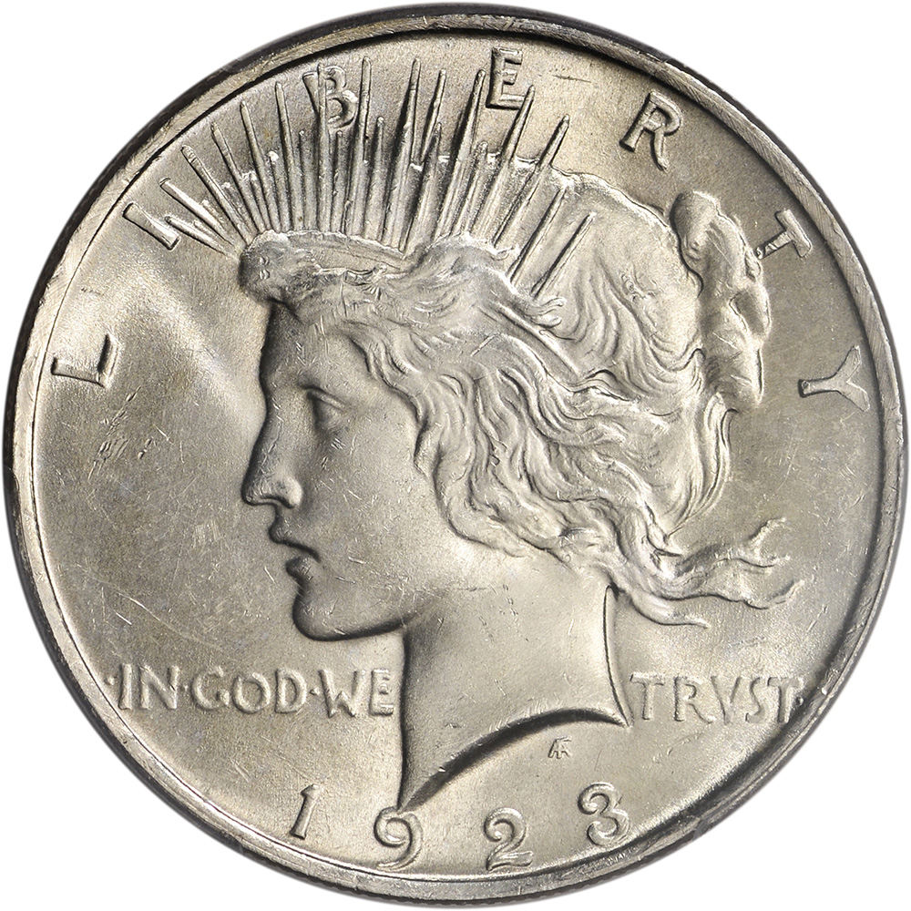 History, Information, and Value of 1923 Peace Dollar