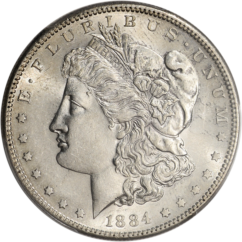 How much is 1884 one dollar coin worth? - Answers.com