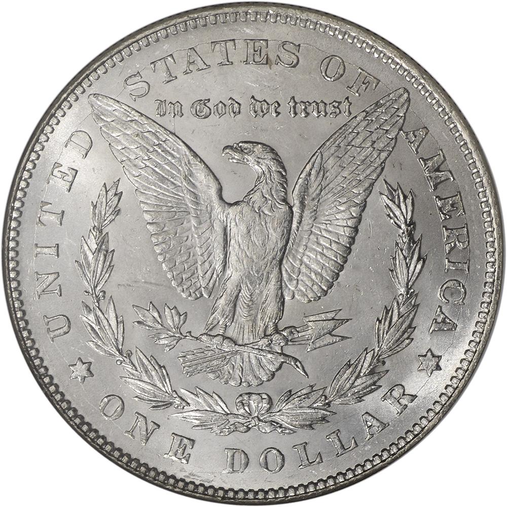 1878 7tf Us Morgan Silver Dollar 1 Reverse Of 78 Ngc