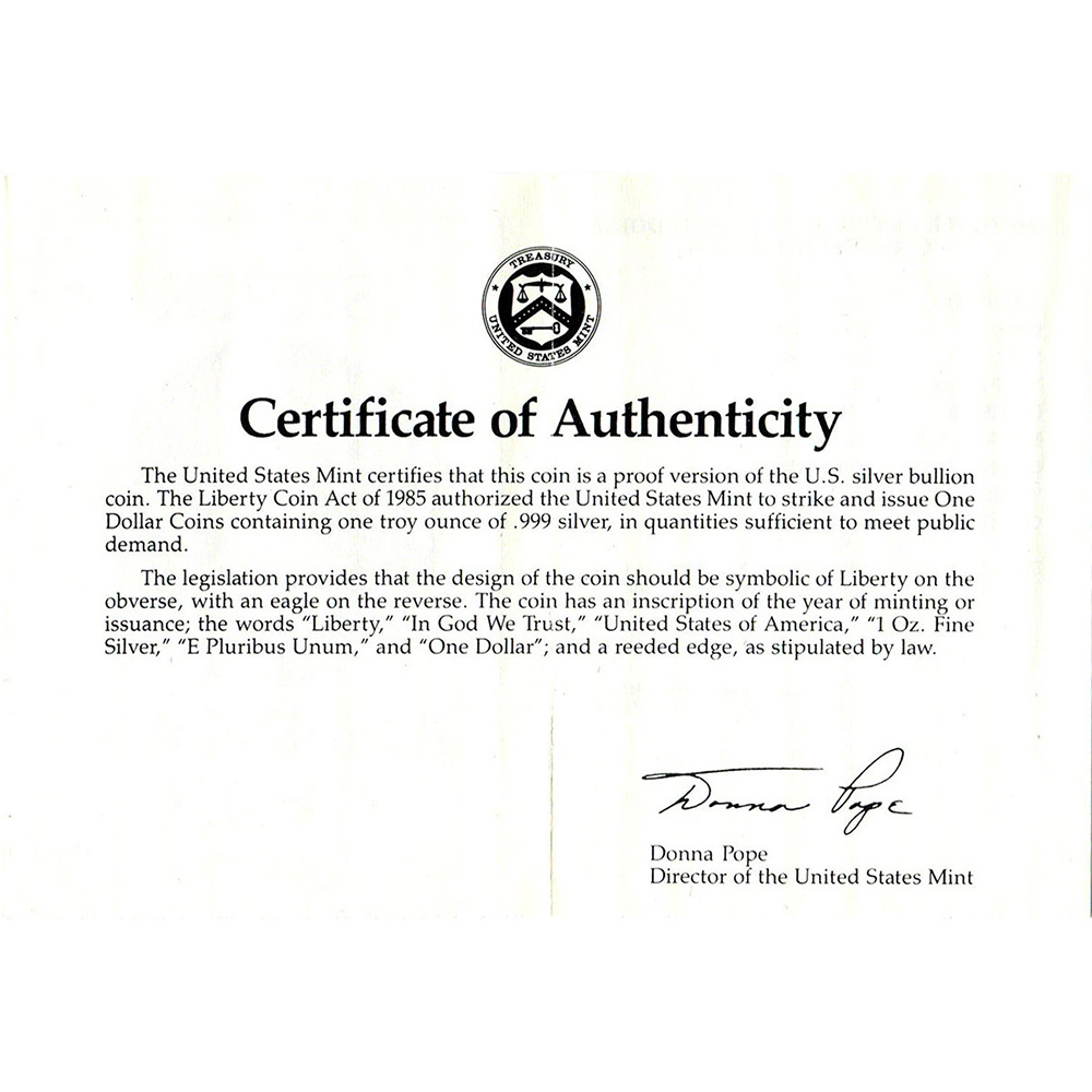 Jewelry certification template style guru fashion for Certificates of authenticity templates