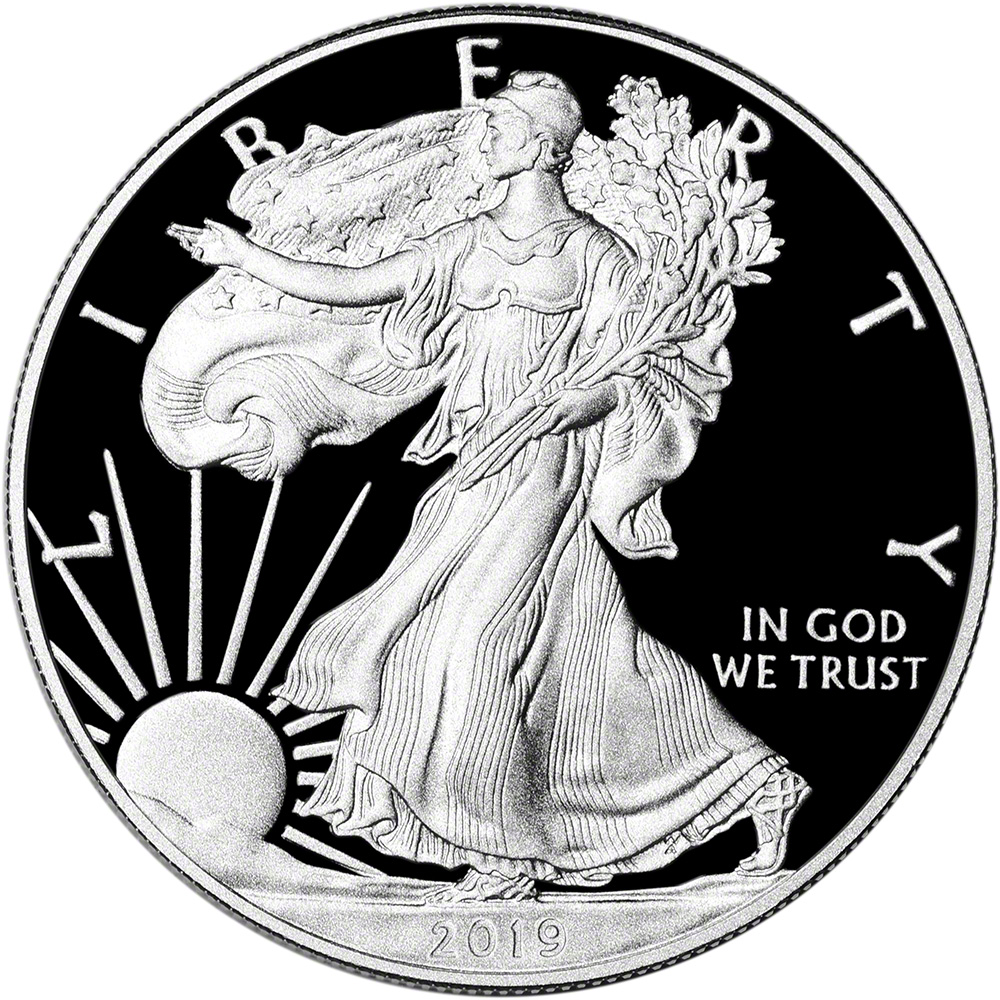 NGC PF70 UCAM 2017-W American Silver Eagle Proof WP Star Large Label