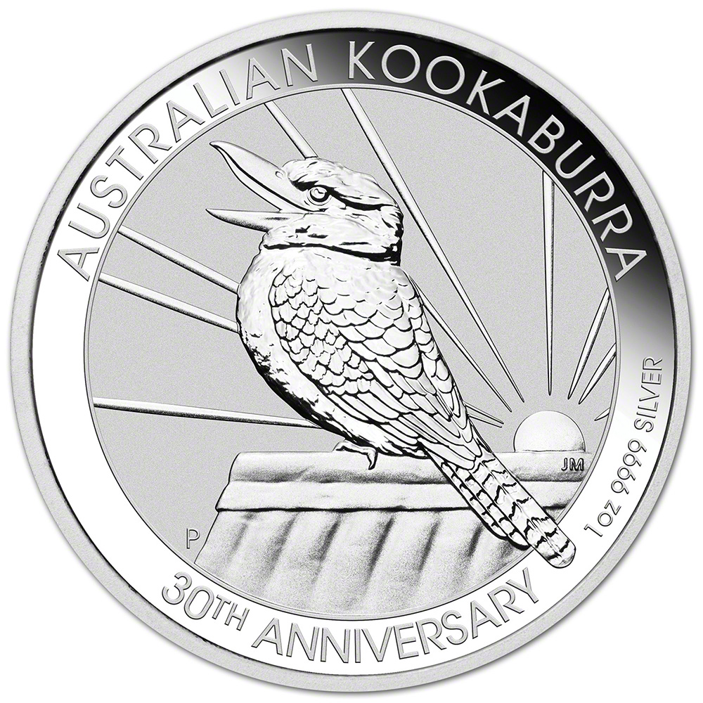 BU Random Date American Silver Eagle $1 1 oz Five 5 Coins
