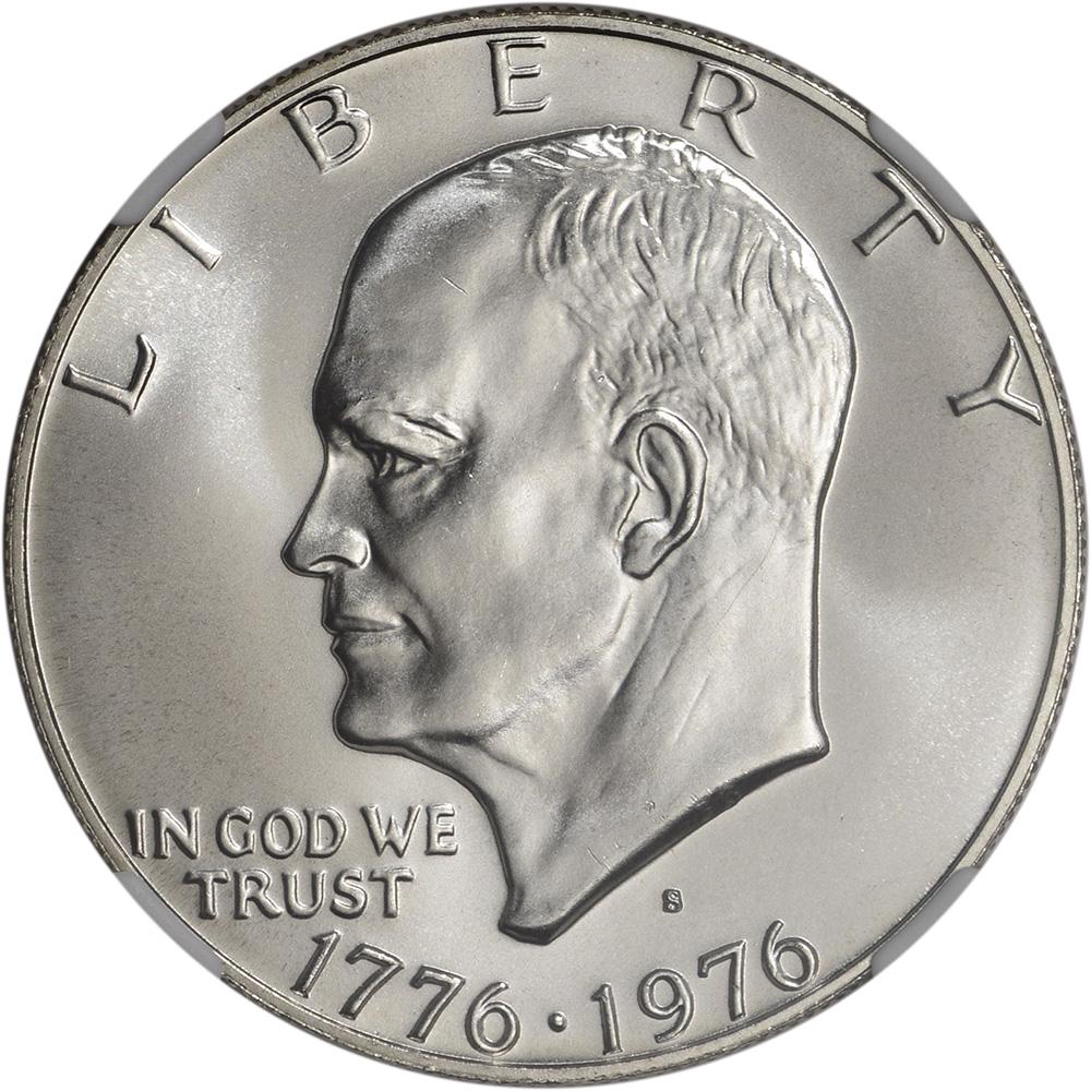 1976 Silver Dollar