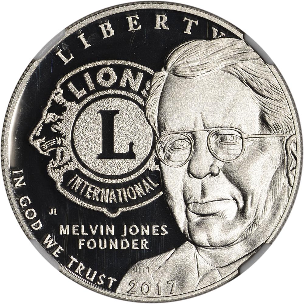 lions club coin