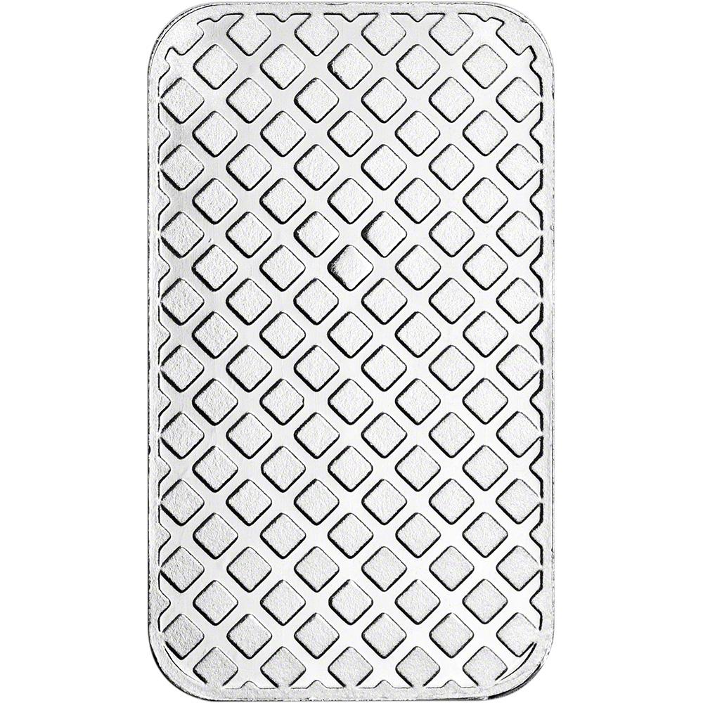 1 Oz Highland Mint Silver Bar Walking Liberty Design 999 Fine 1oz