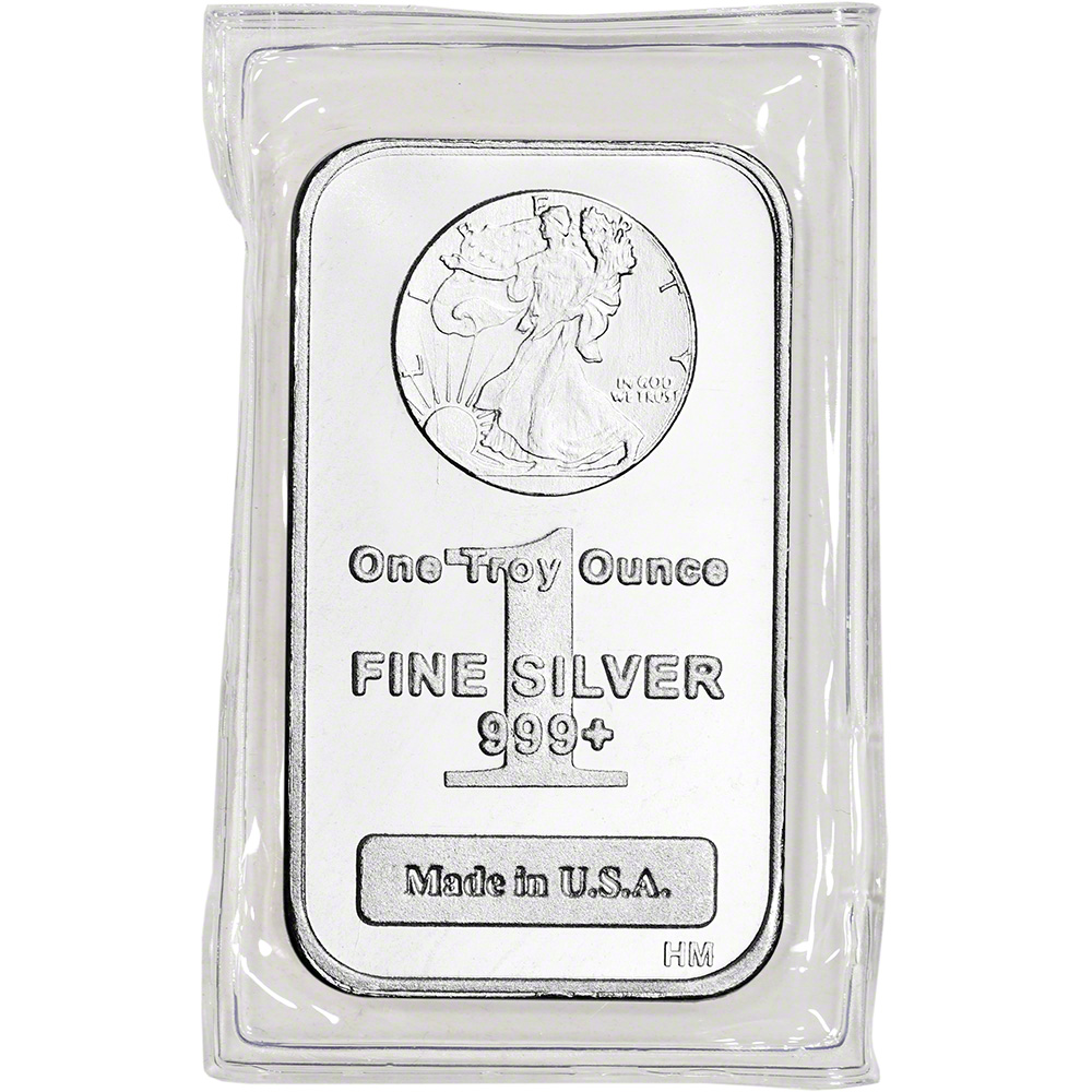 1 Oz Highland Mint Silver Bar Walking Liberty Design 999 Fine Scootsdale The One 1oz Click Thumbnails To Enlarge