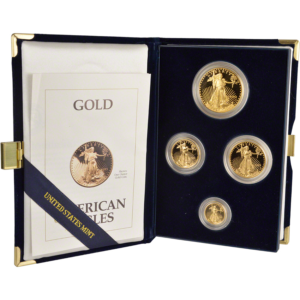 1993 American Silver Eagle Value