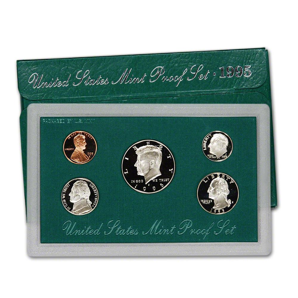 Mint Proof Set 1995-S U.S