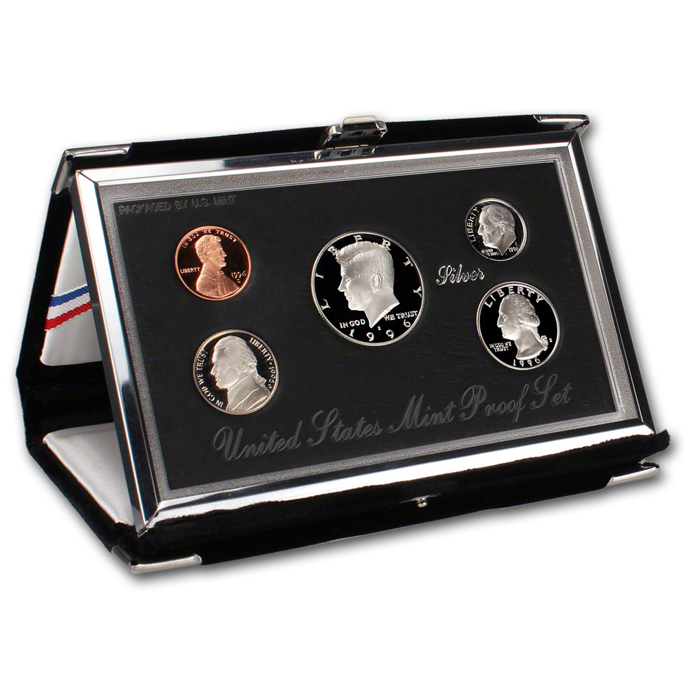 1996 U.S Proof Set