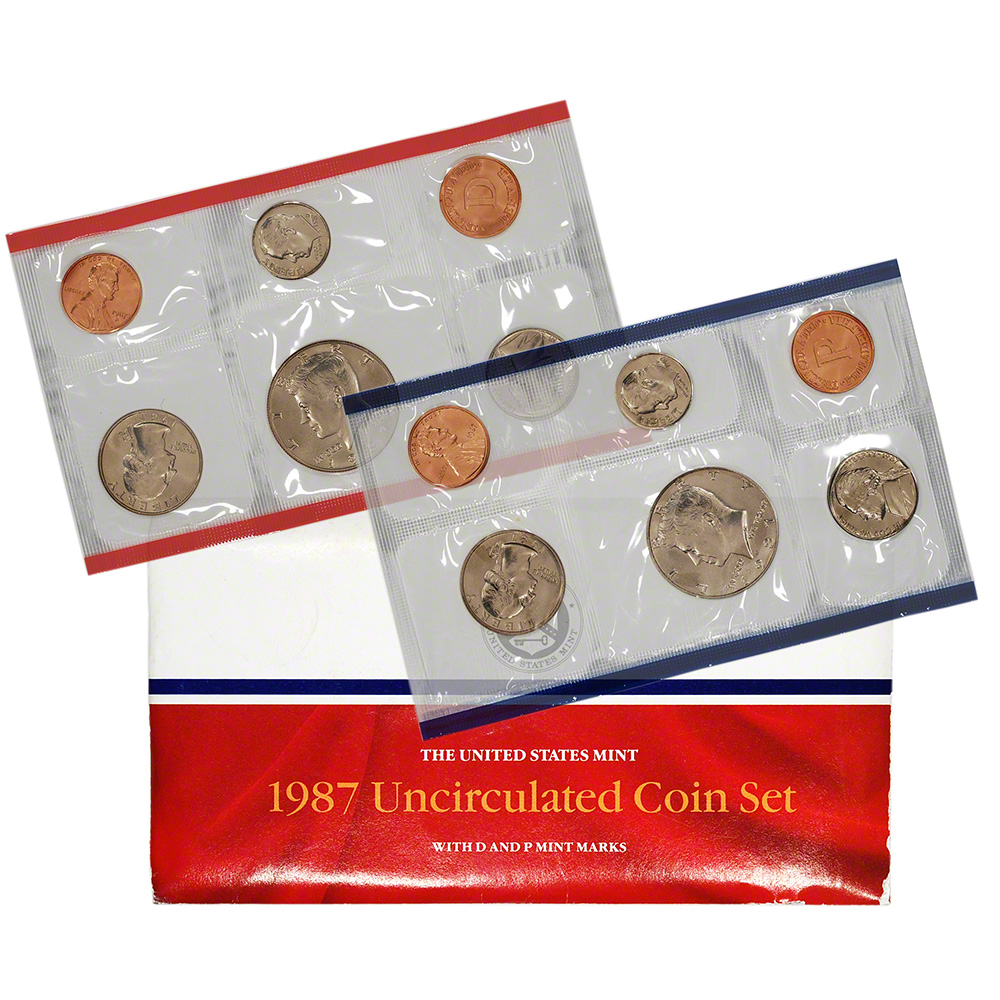2018 P Uncirculated Coin Set 10 Coins United States Mint PHILADELPHIA w// COA