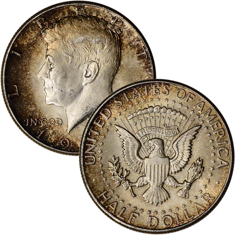 Roll of 20 $10 Face Value 90/% Silver 1964 Kennedy Half Dollars